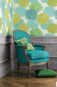 chair color and paper - Manoel Canovas