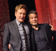 Timothy Olyphant Photos Photos - Host Conan O'Brien (L) and actor Timothy Olyphant onstage during the 26th Annual Beat The Odds Awards, hosted by Children's Defense Fund - California, at Regent Beverly Wilshire Hotel on December 1, 2016 in Beverly Hills, California. - The Children's Defense Fund - California's 26th Annual Beat The Odds Awards