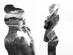 Double Exposure// Dan Mountford