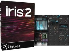 iZotope Iris 2 macOS Create and discover musical sounds that have never been heard before. An inspiring sample-based synthesizer, Iris 2 is immediately playable—combini Sound Library, Spectrum Analyzer, You Sound, Sound Design, Your Music, Orchestra, Iris, Video Game, Musicals