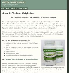 http://greencoffeebeanscanada.com/blog/ - green coffee beans canada Come have a look at our website. https://www.facebook.com/bestfiver/posts/1435898803289757