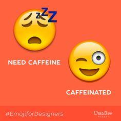 On the Creative Market Blog - 10 Emojis Every Designer Needs Right Now