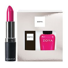 Zoya Lipstick and Nail Polish Duo Gift Sets