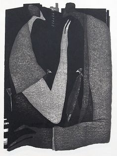 Contemporary Japanese Printmakers : 向き合うふたり(Facing Each Other) at Davidson Galleries