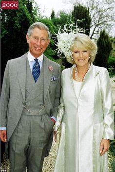 2006 Prince Charles Camilla Christmas Card
