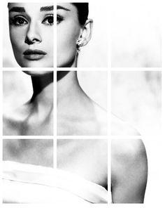 Audrey Hepburn......point of ref..simply georgous.