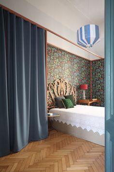 Marcante-Testa Refurbishes 150 sqm Apartment in Milan
