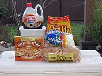 Great camping food ideas!