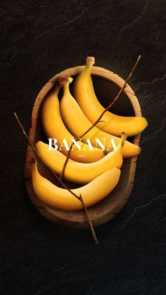 B for banana. Day Banana A green to yellow and purple to red fruit belonging to the genus musa. Usually, banana is a sweet and soft fruit and eaten after peeling the outer skin. Wild species of bananas have large and hard seeds while the fruit used for. Red Fruit, Fruit And Veg, Fruits And Vegetables, Banana Fruit, Banana Plants, Banana Bread, Food Work, Dark Food Photography, Yellow Photography