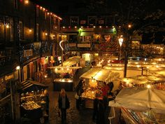 The Camden Lock Market, one of my favourite spots to visit when in London.