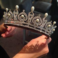Andrew Prince tiara