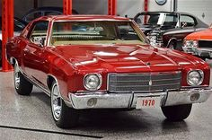 1970 monte carlo ss pictures   1970 CHEVROLET MONTE CARLO COUPE BUCKET SEATS FRAME OFF RESTORED LIKE ...