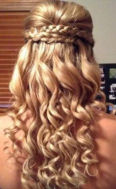 prom or wedding hairstyles for long hair