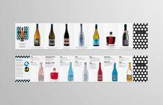 PACO&LOLA. Diseño de un muestrario desplegable de vinos