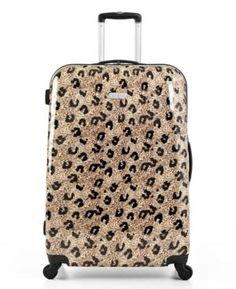 Jessica Simpson #luggage #suitcase