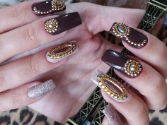 Milena, Finger, Girly, Nail Art, Beauty, Jewelry, Fun, Luxury Jewelry, Nail Design
