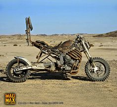 Mad-Max – Fury Road Motorcycles