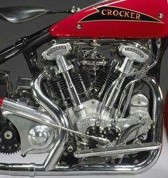 Beautiful engine