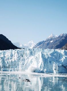 Alaska Cruise - Glac