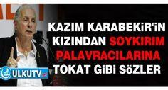 Kazım Karabekir'in Kızı Timsal Karabekir'Den SOYKIRIM İddialarına Çok Sert Acıklama
