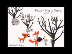 Rudzik Music Story odc. 1 | Rudzik Polny Kids Songs, Music, Decor, Musica, Musik, Decoration, Songs For Children, Children Songs, Muziek