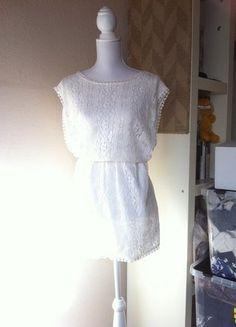 Kaufe meinen Artikel bei #Kleiderkreisel http://www.kleiderkreisel.de/damenmode/sonstiges/143488997-romantisher-jumpsuit-asos-spitze-mesh-ecru-42-neu