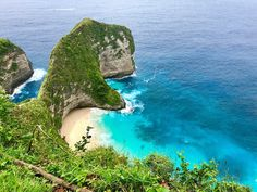 2ae809b82f68 The Stunning Natural Setting Of This Beloved Bali Beach Might Make Your Jaw  Drop Space Travel