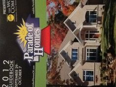 Today is a great day to check out the Parade of Homes. We did the McCaleb house at 4925 First Light in Arbor Creek. We'll be selling the interiors tomorrow (Oct. 8) at 20% off. Cash & Carry only!
