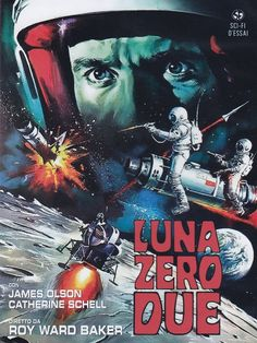 Moon Zero Two 1969 - Region 2 PAL Import, 1.85:1 Anamorphic Widescreen: Amazon.co.uk: James Olson, Catherine Schell, Warren Mitchell, Adrienne Cori, Ori Levy, Dudley Foster, Bernard Bresslaw, Neil McCallum, Sam Kydd, Carol Cleveland, Ralph Nelson: DVD & Blu-ray