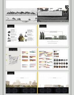 BEHANCE ARCHITECTURE UNDERGRADUATE PORTFOLIO on Behance