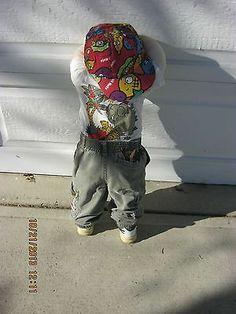 Cry Baby Corner Boy Doll Life Size 2- 3 Year Boy Conversation Piece Handmade | eBay GIFTED