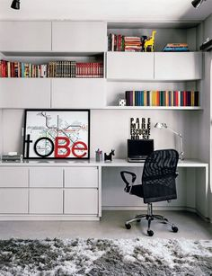 Home Office Design-Almost everyone loves working at the comfort of their home. While some who choose to stay wearing their pajamas and stay in bed for the whole day, others are really eager to have at least a small space in their home where they may feel as if they are working in an office. This doesn't necessarily mean that you are going to talk about some renovating or dedicating one whole room in your house since a small space will do. Your home office can be just situated in a small