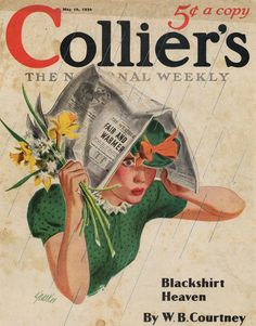 Colliers - April Showers