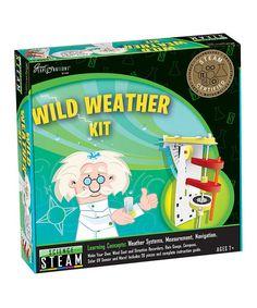 Loving this Wild Weather Kit on #zulily! #zulilyfinds