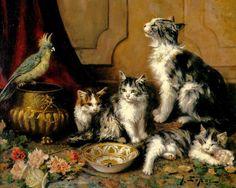 Jules Gustave Le Roy (Frankreich, 1856 - 1921)