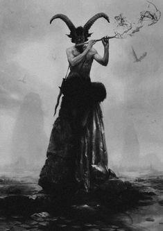 The art of horror. Arte Horror, Horror Art, Dark Fantasy Art, Satanic Art, Images Gif, Arte Obscura, Macabre Art, Occult Art, Creepy Art