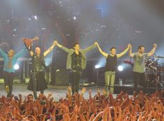 End of the tour :'(