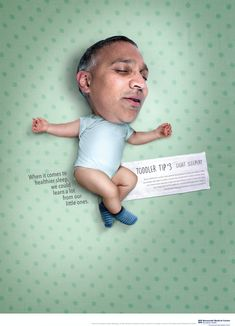 Monmouth Medical Center: Toddler Tips Sleep Campaign 3