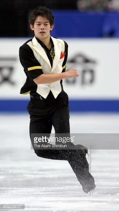 Takahiko Kozuka competes in the Men's Short Program during the day one of the 82nd All Japan Figure Skating Championships at Saitama Super Arena on December 21, 2013 in Saitama, Japan.
