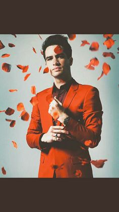 Brendon urie in charlie xcx's video- boys