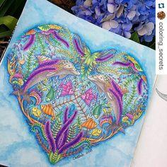 Instagram media desenhoscolorir - Que maravilhosa essa pintura by…