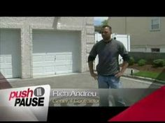 Cambridge Pavingstones Outdoor Living At Its Finest Featured on Verizon's Push Pause - YouTube