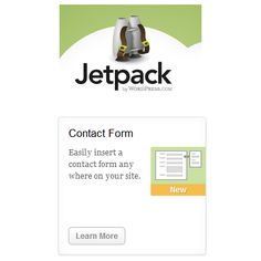 JetPack Custom Contact Form Filters Emails For Spam