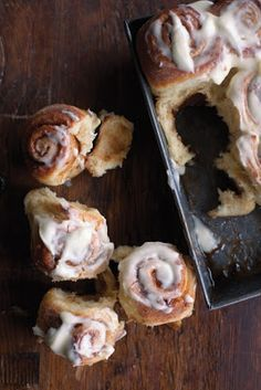 Home Baked Breakfast: Gooey Cinnamon Rolls - Recipes, Dinner Ideas, Healthy Recipes & Food Guide