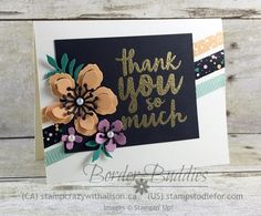 Stampin' Up! Thankful Thoughts Stamp Set