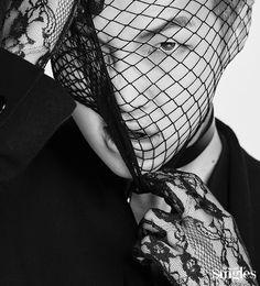 BTS Rap Monster - Singles Magazine January '17