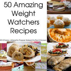... | Baked Ziti, Weight Watchers Pasta and Baked Stuffed Chicken
