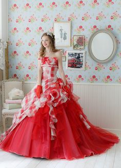 Ball Gown Love Me More