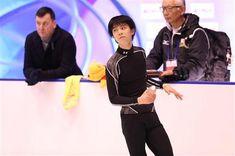 羽生、直前練習で連続ジャンプきっちり! 4連覇へ万全/フギュア - SANSPO.COM(サンスポ)