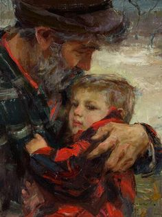 FineArt..Daniel F. Gerhartz...1965...#Father...Maher Art Galleries pic.twitter.com/lR3NUtc05W